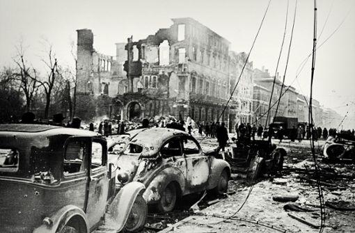 Nachkriegszeit – als Stuttgart in Trümmern lag