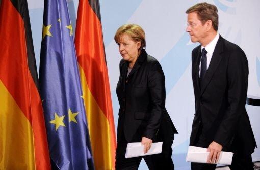 Merkel und das atomare Restrisiko