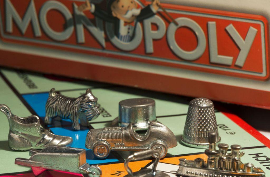 Monopoly ist seit Jahrzehnten Kult unter den Freunden des Brettspiels Foto: dpa/Jens Büttner