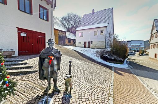 Ein neues Ortszentrum für Schafhausen
