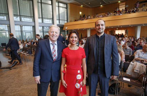Bürgermeister Schairer ermuntert zu Engagement und Teilhabe