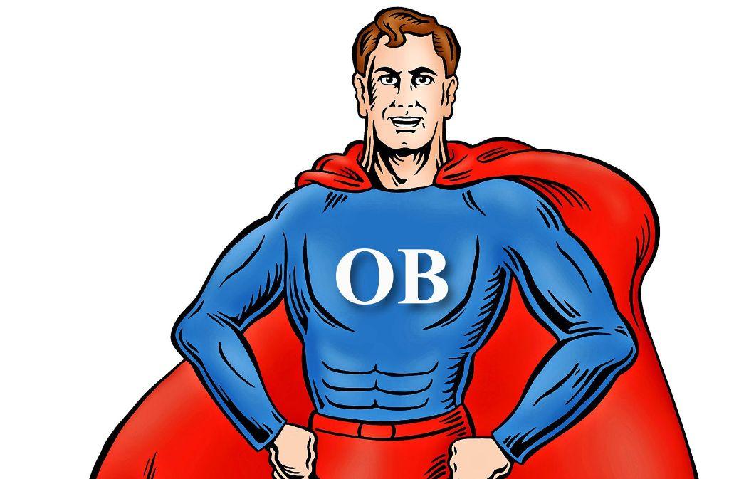 Ein Super-OB  für   viele   Wünsche. Foto: Fotolia