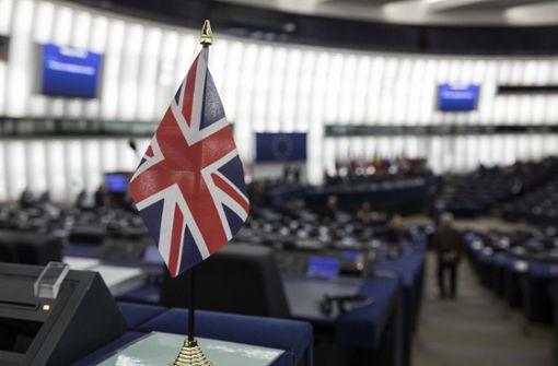 Die EU sieht den  Ball im britischen Spielfeld