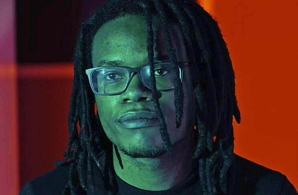 Der namibische Filmemacher Thanky Hamutenya wurde nach Ludwigsburg eingeladen. Foto: privat