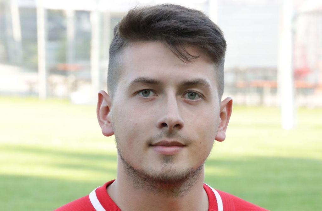 Emin Velic kam im Sommer 2018 von Nafi Stuttgart zum TVOe. Foto: Patricia Sigerist
