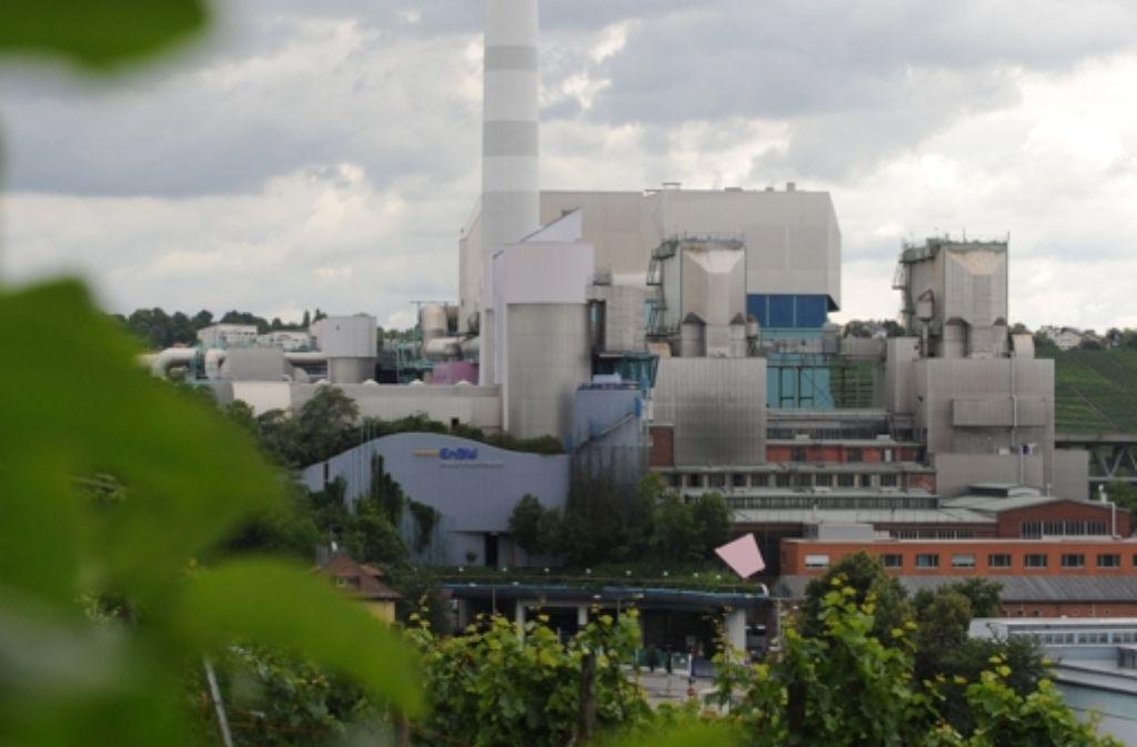 Im Zuge der Energiewende ist der Ausbau der Fernwärmenetze sehr erwünscht (im Bild das Wärme liefernde Kraftwerk Münster). Foto: dpa