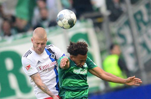 Hamburger SV bangt um Einsatz von Rick van Drongelen