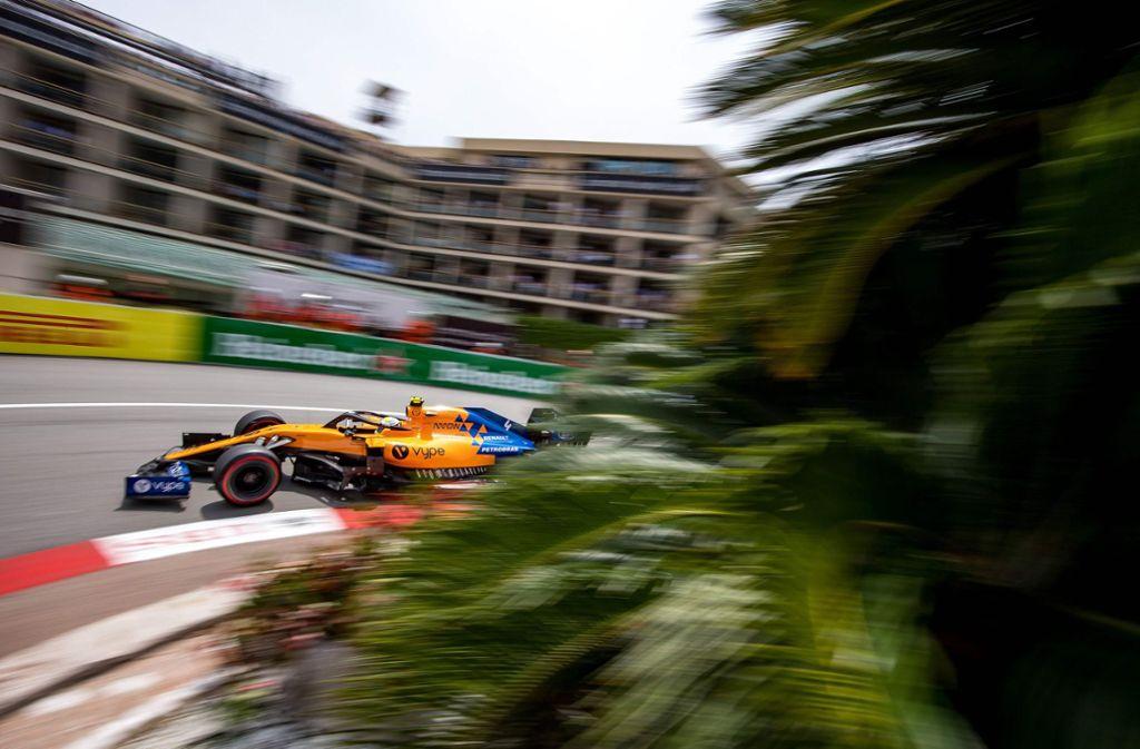 Die Raserei durch die Straßen von Monte Carlo fasziniert seit 1950 – und produziert große Sieger. Foto: AFP