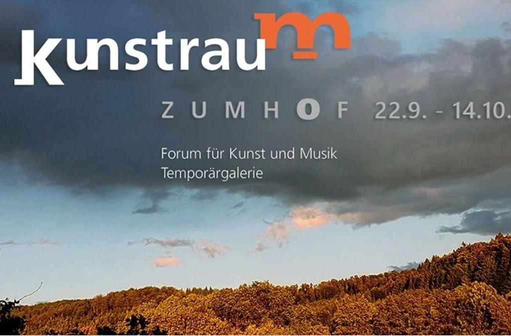 Im Kunstraum Zumhof sind fünf Künstler zu Gast. Foto: privat
