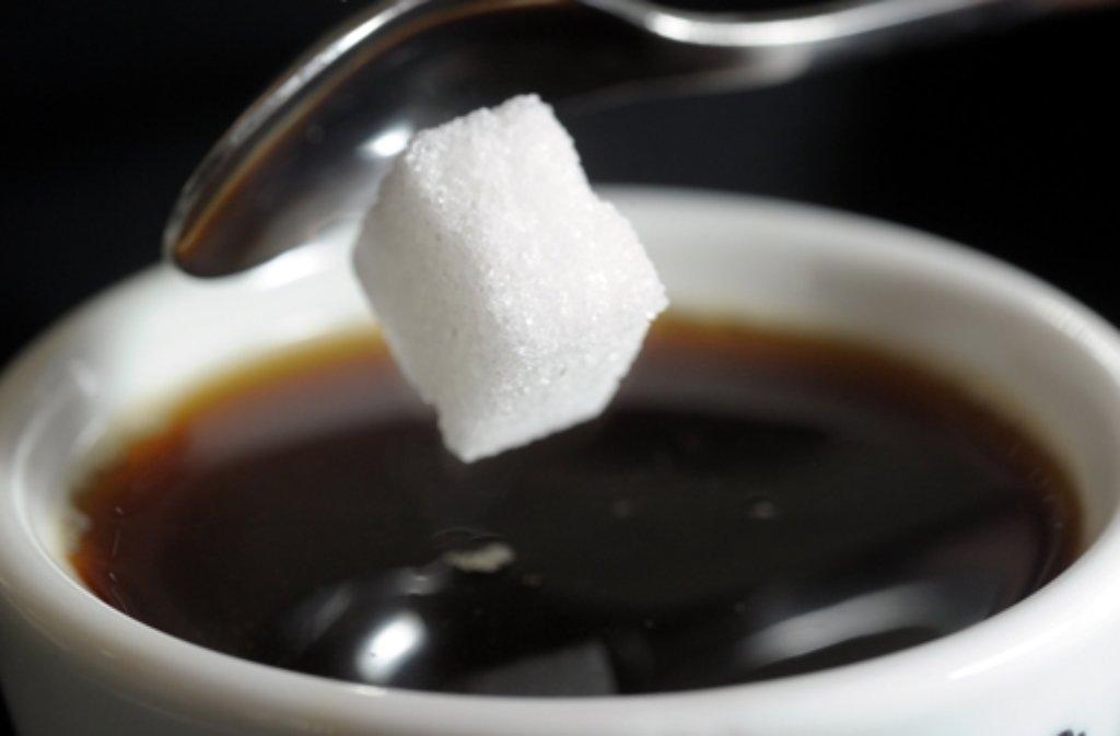 Die Mehrheit der Deutschen lehnt eine sogenannte Zuckersteuer ab. Foto: dpa