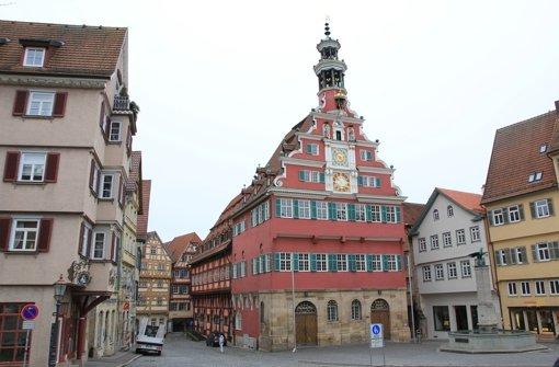 Im Rathaus Foto: Pascal Thiel