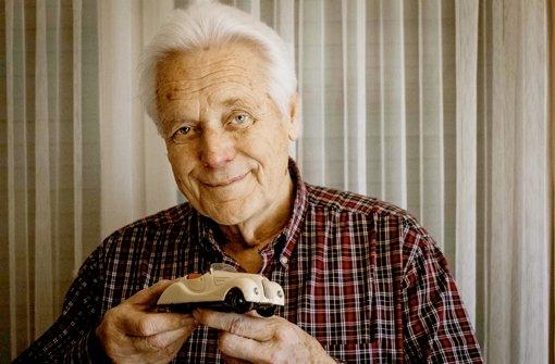 Schuco-Cabrio erinnert an den Vater