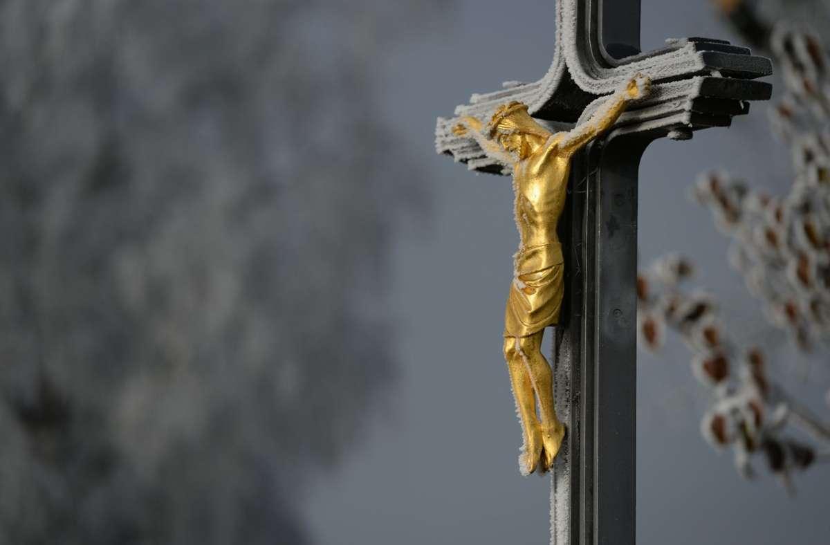 Für den Plieninger Peter Hitzelberger ist Jesus Christus der eigentliche Gemeindeleiter. Foto: dpa/Felix Kästle