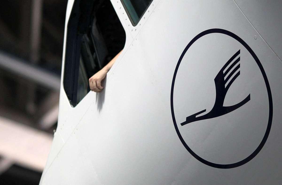 Lufthansa hat ein Horror-Jahr hinter sich. Foto: AFP/DANIEL ROLAND