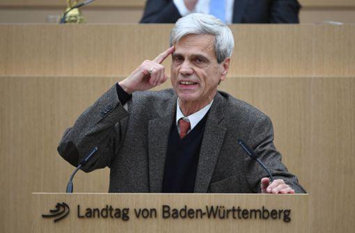 AfD-Spitze beschließt Parteiausschlussverfahren gegen Wolfgang Gedeon