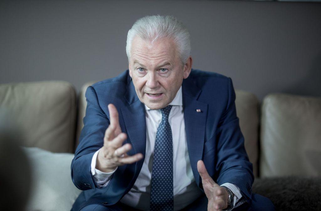 Rüdiger Grube ist nicht mehr Chef der Deutschen Bahn. Foto: dpa
