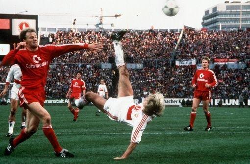 Und 17 Mal jubelte der VfB Stuttgart