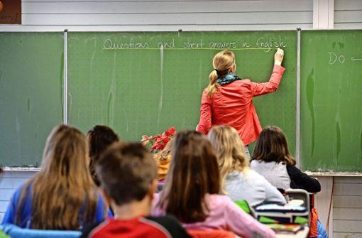 """Lehrerfortbildung  bestenfalls """"ausreichend"""""""