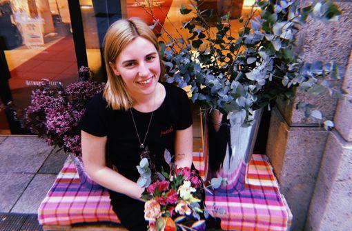 Kunstvolle Blumen-Kreationen aus Stuttgart
