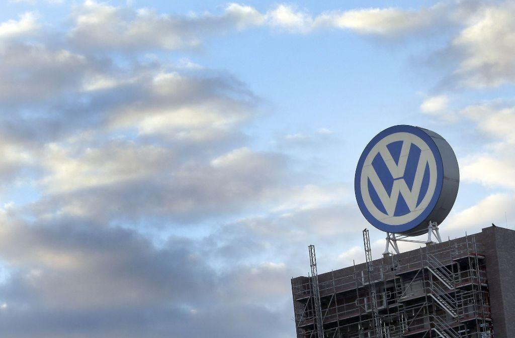 Volkswagen will vier Millionen Diesel-Fahrzeuge nachrüsten lassen. Foto: AP