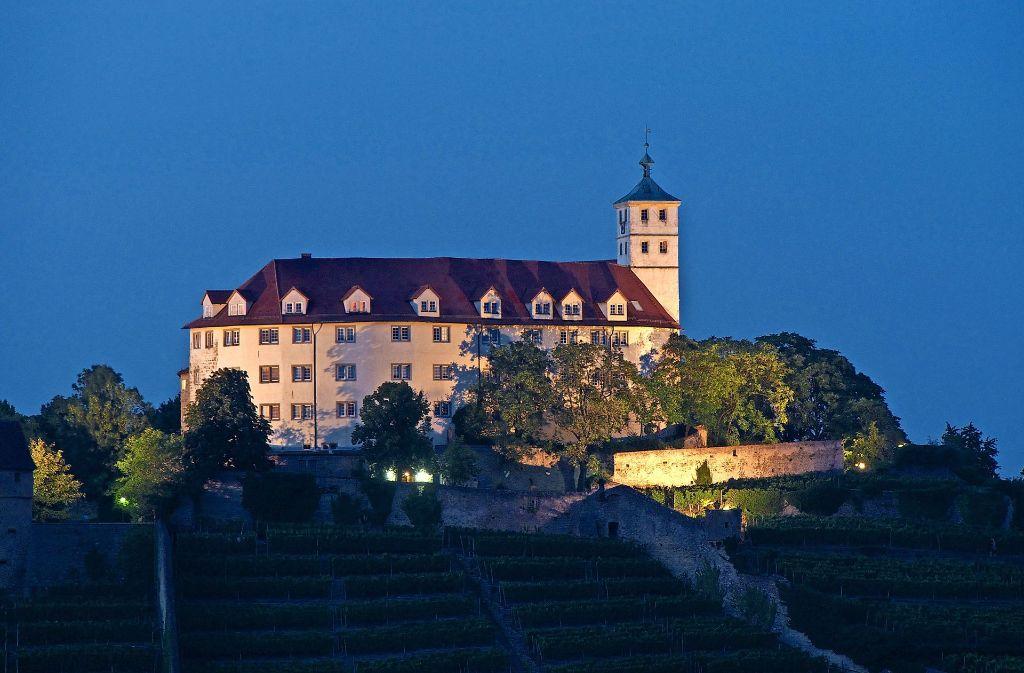 Schloss Kaltenstein könnte zum  Hotel werden. Foto: factum/Archiv