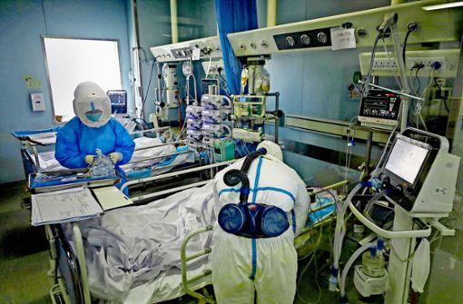 Neue Zählweise sorgt für rasanten Anstieg der Infizierten