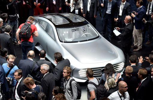 Scharfe Kritik an Bewerbung um Automobilmesse