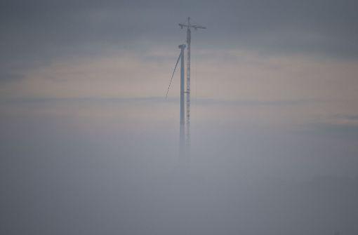 Das weltweit höchste Windrad steht jetzt im Ländle