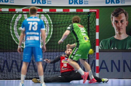 TVB Stuttgart verliert  Punkt in letzter Sekunde