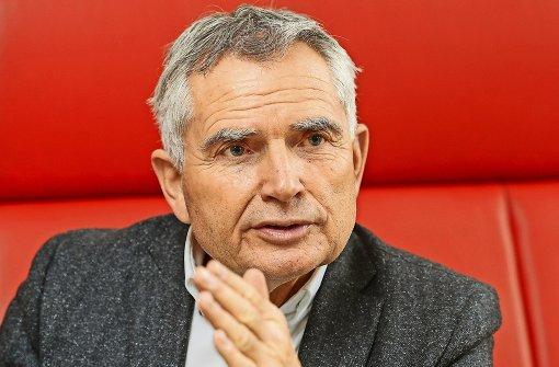 Wolfgang Dietrich soll Präsident werden