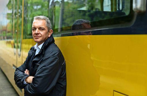 Wie verarbeitet ein Stadtbahnfahrer einen Unfall?