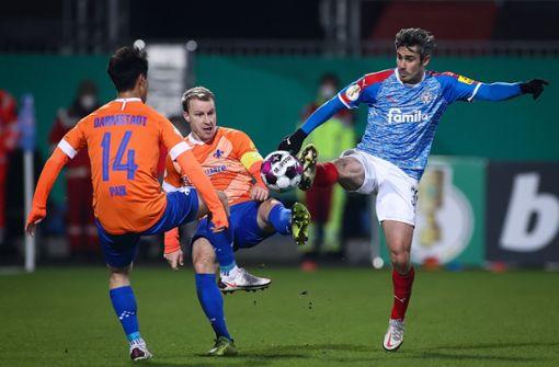 Bayern-Schreck Kiel im Pokal-Viertelfinale