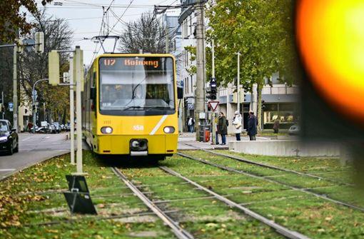 Ein Besuch am schwierigsten Verkehrsknoten in Stuttgart