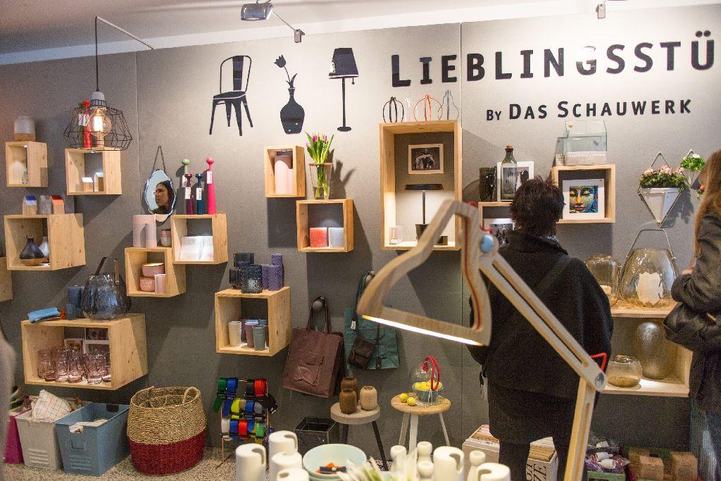 Bei der Designmesse Blickfang gibt es wieder viele exklusive Kreationen zu entdecken. Wir waren mit der Kamera vor Ort. Foto: www.7aktuell.de | Frank Herlinger