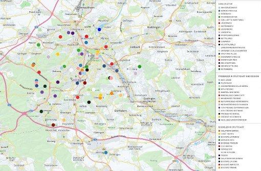 Alle Stuttgart-Highlights auf einen Blick