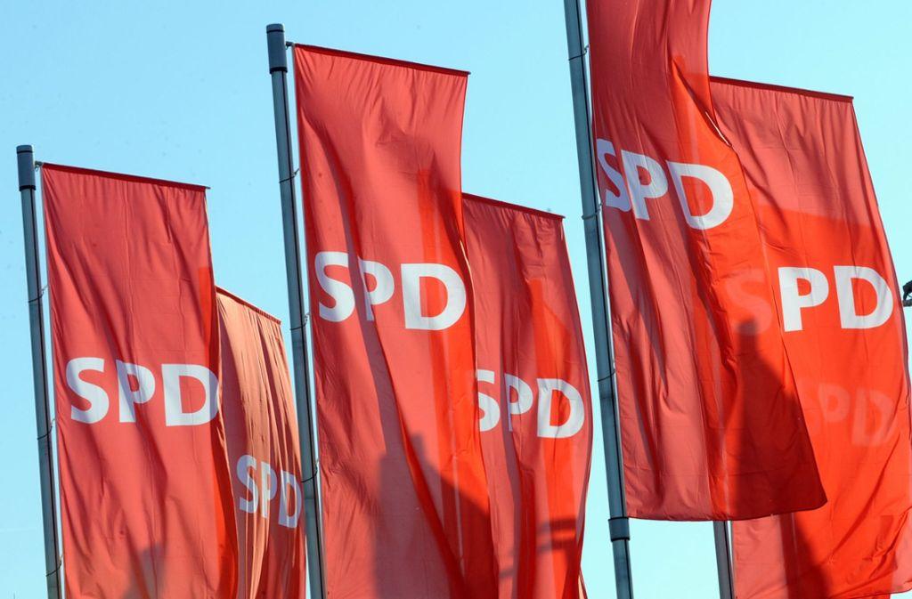 Stürmisch sieht es gerade für die SPD aus. Foto: dpa