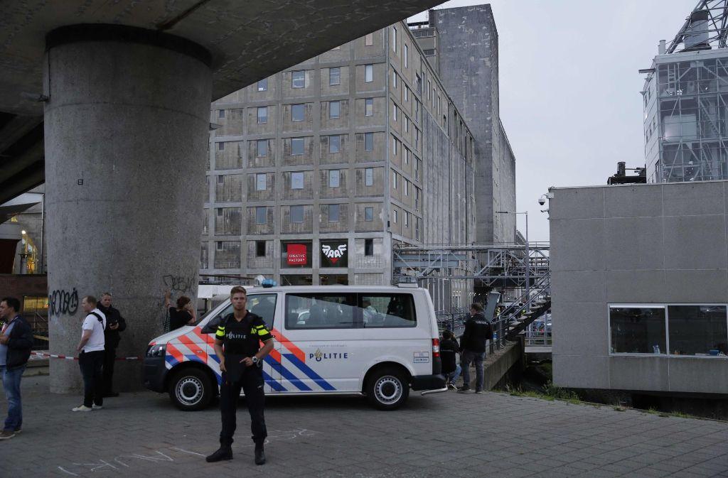 InRotterdam wurde ein Konzert wegen einer Terrorwarung abgesagt. Foto: ANP