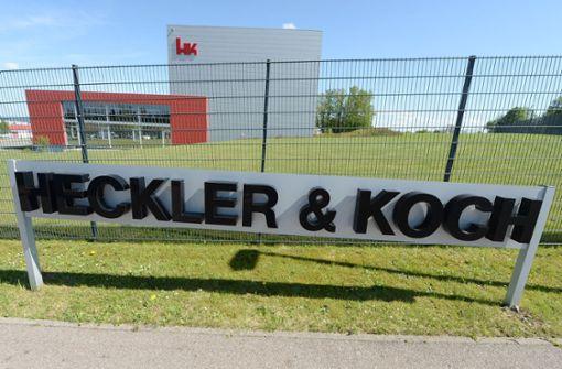 Deutscher Hersteller liefert Granatmaschinenwaffen an die Bundeswehr