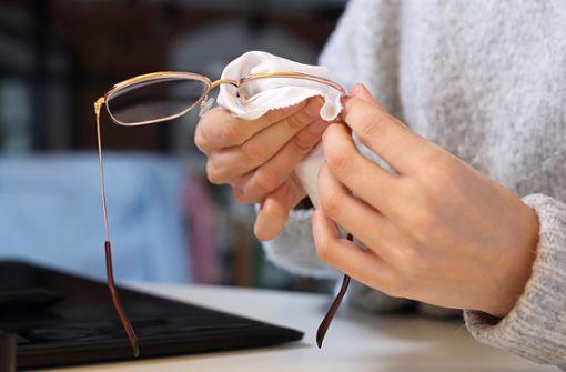 Brille richtig putzen - Tipps & Tricks