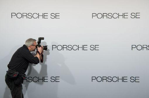 Gewinn bei Porsche SE fast verdoppelt