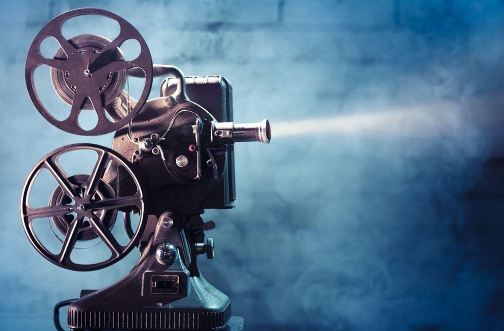Foto eines alten Filmprojektors Foto: Shutterstock/Fer Gregory