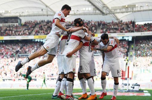 VfB Stuttgart sichert Klassenerhalt