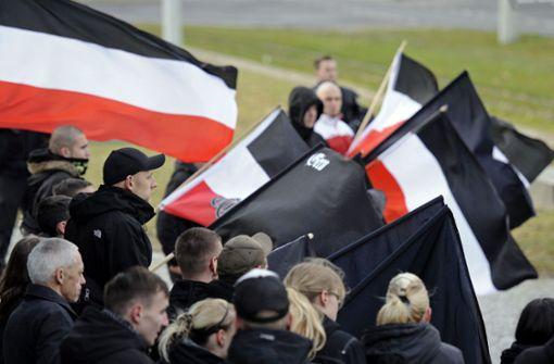 Südwest-SPD fordert Verbot der Reichsflagge
