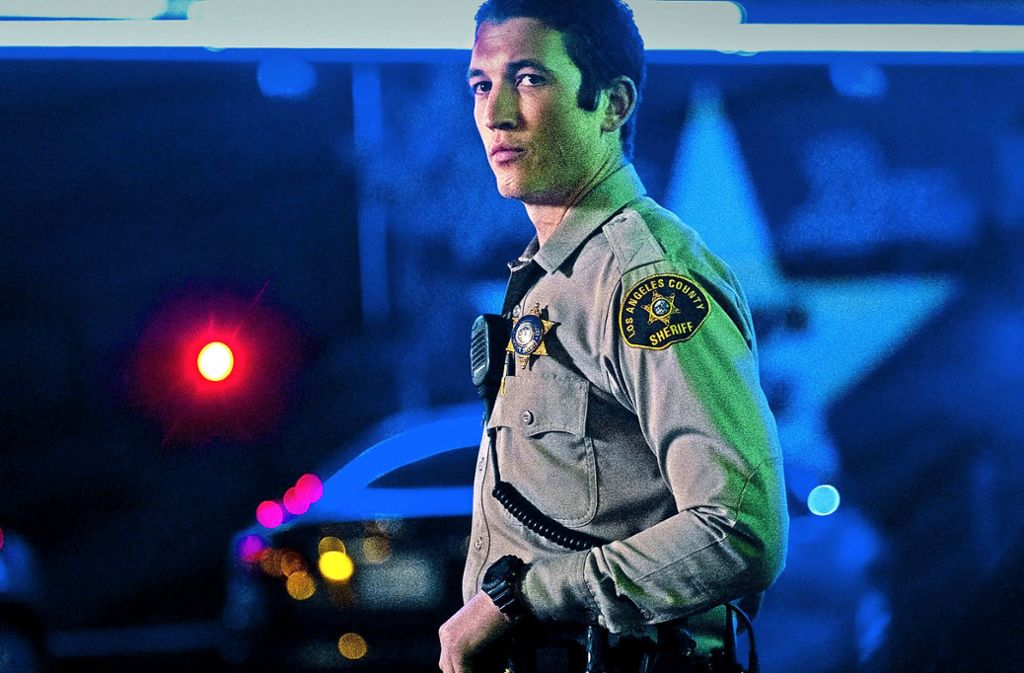 Der Cop Jones(Miles Teller) wird zum Mörder. Foto: Amazon Prime Video