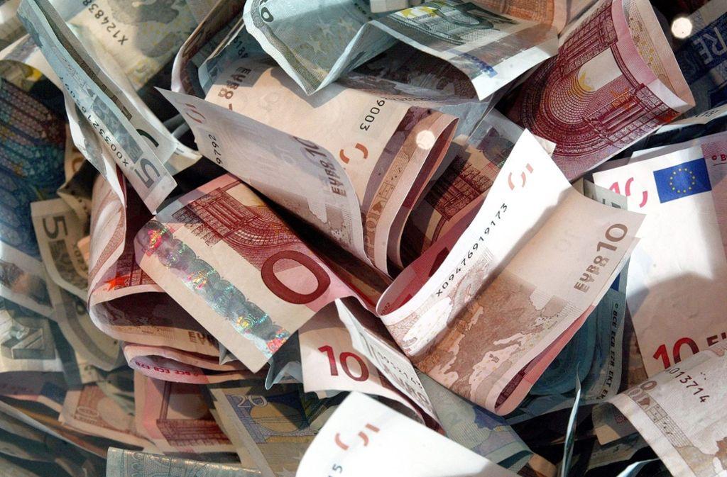 Die Landeskasse ist gut gefüllt – dank hoher Steuereinnahmen und Überschüssen Foto: dpa
