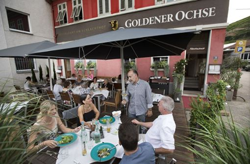 Restauranttest: Goldener Ochse in Esslingen
