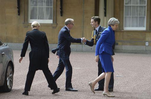 DUP beginnt Gespräche mit britischen Tories