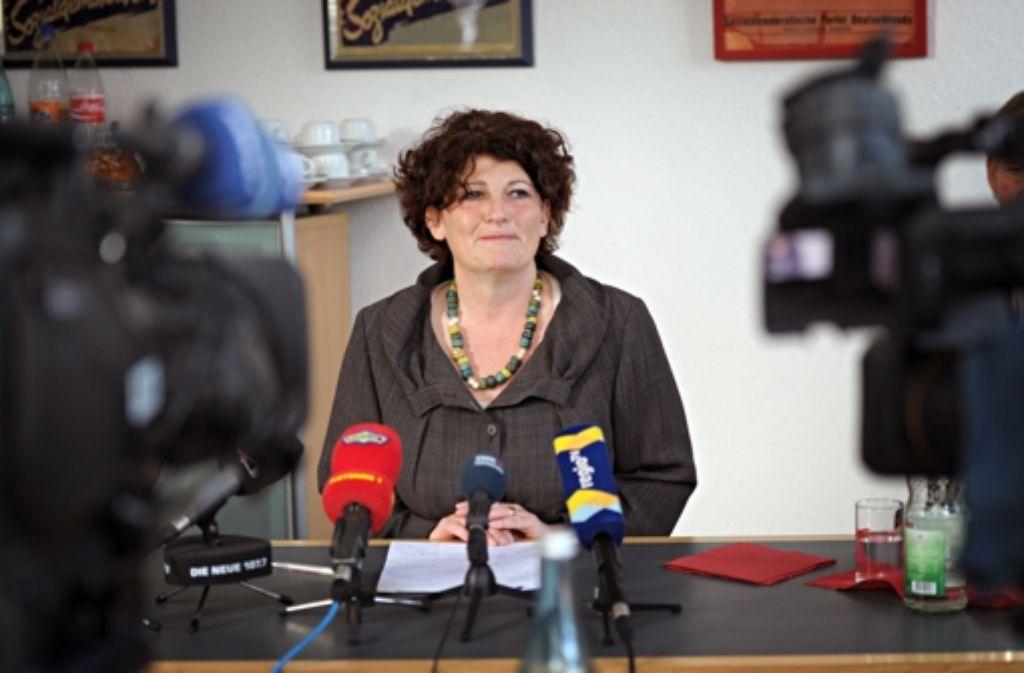 Eine persönliche Wahlempfehlung wollte Bettina Wilhelm  am Montag nach der Wahl nicht aussprechen. Foto: dpa