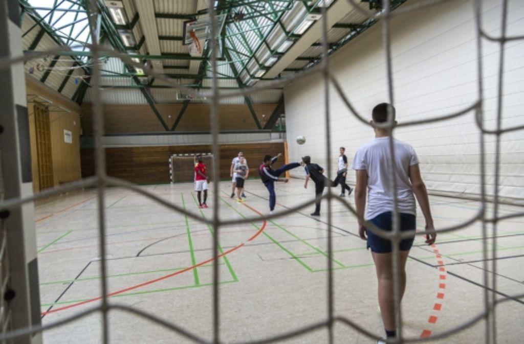 Sport hilft Flüchtlingen, anzukommen. Foto: privat