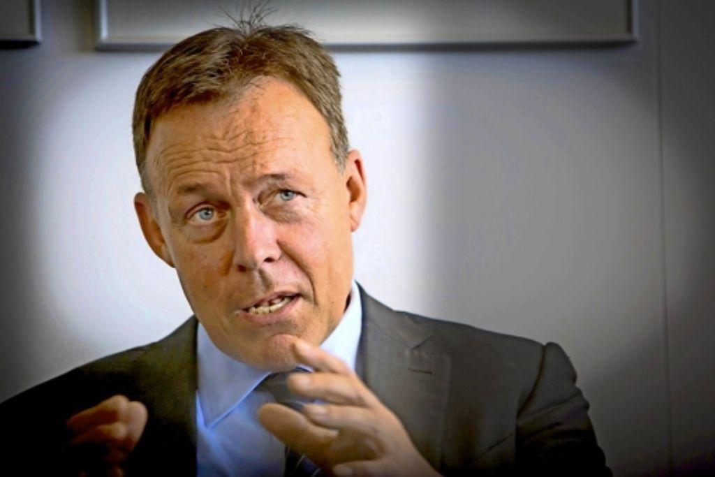 Thomas Oppermann will keine Steuersenkungen auf Pump. Foto: Achim Zweygarth